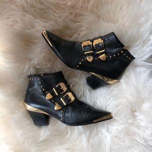 Vintage Versace Boots